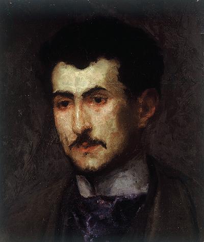 Bildnis eines jungen Spaniers. Paris um 1904